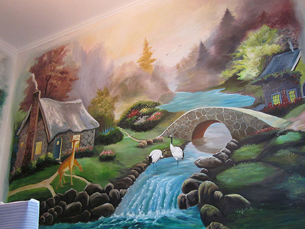 上饶涂鸦墙体彩绘,上饶涂鸦手绘,上饶墙绘背景墙,上饶3d彩绘,上饶墙手绘